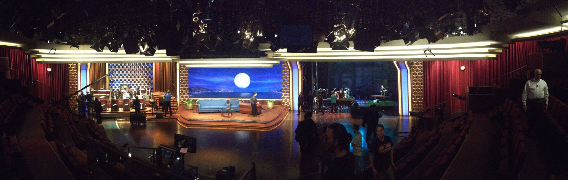 Conan o Brien Set