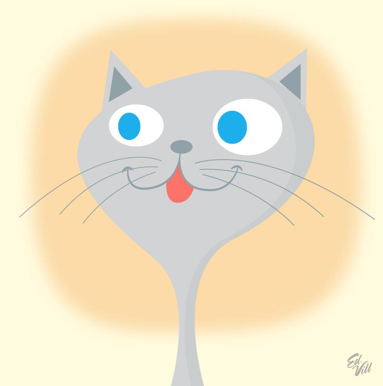 Pussycat edvill