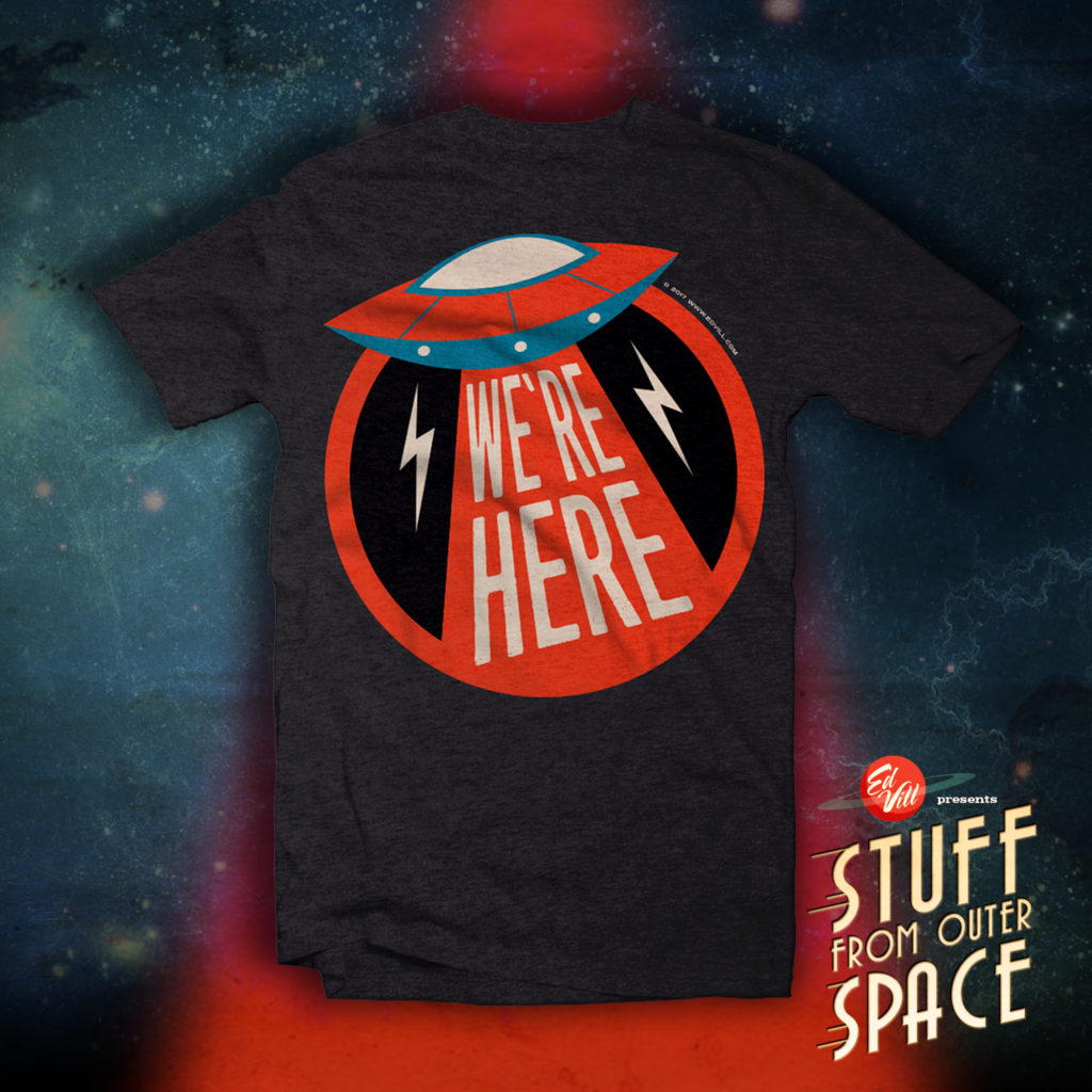 We`re here - colección EdVill