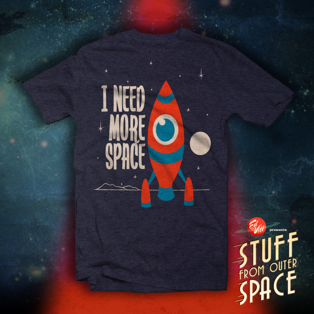 I need more space - colección EdVill