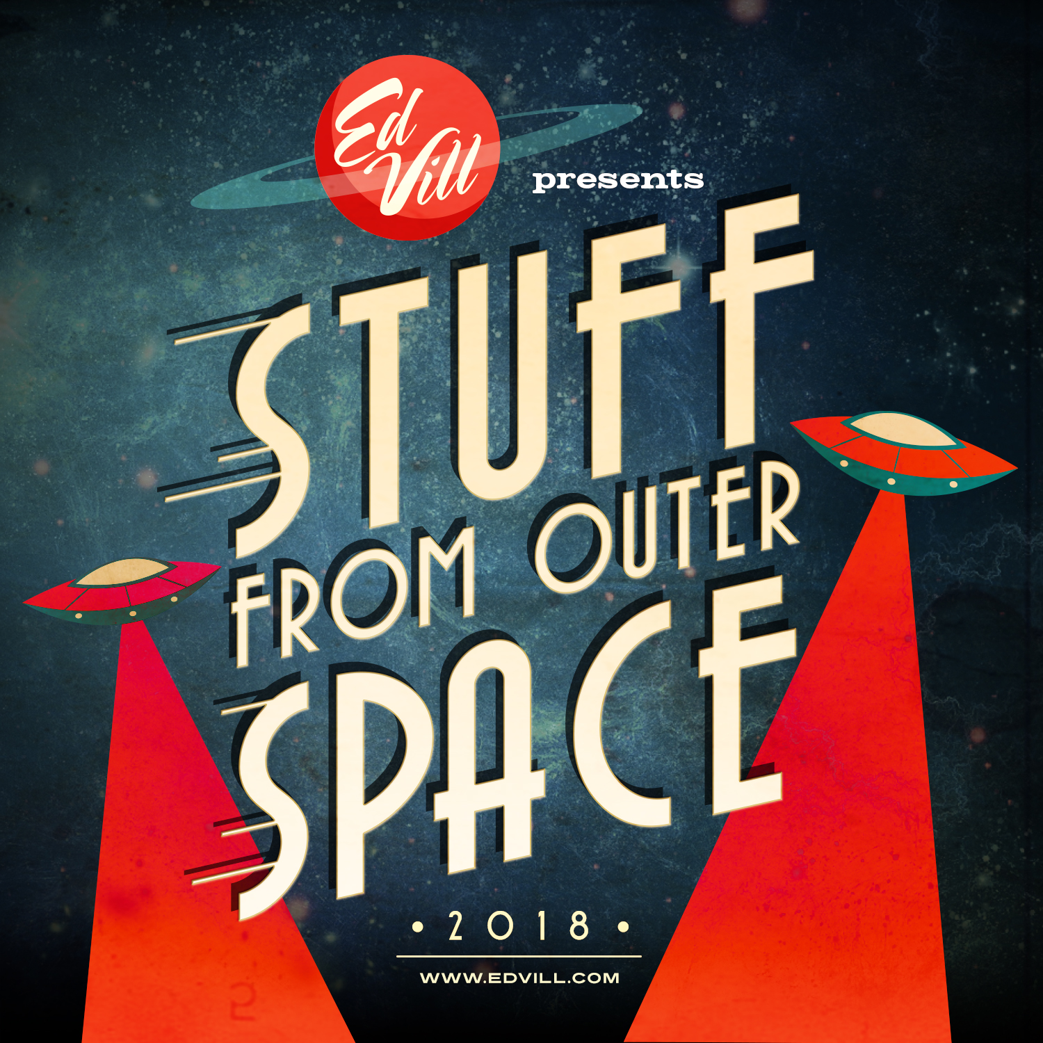 Stuff from outer Space -colección EdVill